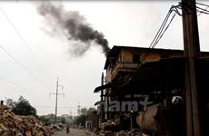 Công bố báo cáo môi trường quốc gia: Quản lý yếu kém, ô nhiễm gia tăng