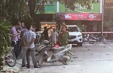 Hà Nội: Nổ bốt điện tại quận Hà Đông, nhiều người bị bỏng nặng