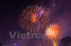 Nghệ An: Dân tự phát đốt pháo nổ, pháo hoa tự chế tại vùng quê