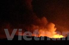 [Video] Những vụ đốt rác công nghiệp đáng sợ tại tỉnh Bắc Ninh