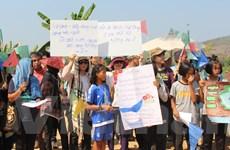 [Video] Lễ cầu nguyện cho dòng sông Mekong bình an, khỏe mạnh