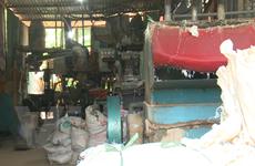 """Sóc Sơn vẫn """"nhức nhối"""" với cơ sở sản xuất nhựa gây ô nhiễm"""
