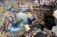 Phạt một Công ty xử lý chất thải ở TP. Hồ Chí Minh hơn 1 tỷ đồng