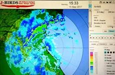 Năm 2017 còn khoảng 4-5 cơn bão và áp thấp nhiệt đới trên Biển Đông