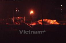 Phó Thủ tướng yêu cầu Hưng Yên xử lý nghiêm nạn 'cát tặc' trên sông