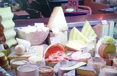Doanh nghiệp Pháp 'khoe' các sản phẩm nông sản tại Việt Nam