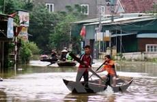 Gần 18 tỷ đồng giúp Việt Nam nâng cao năng lực ứng phó thiên tai