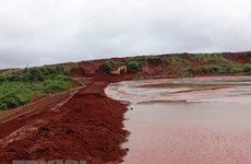 Bauxite Tây Nguyên vẫn tiềm ẩn các nguy cơ gây ô nhiễm môi trường