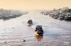 Phát động cuộc thi ảnh người phụ nữ với sông nước trên Facebook