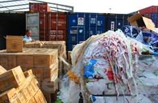 Bộ Tài nguyên thanh tra toàn diện việc cấp phép nhập khẩu phế liệu