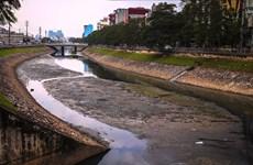 Khoảng 78% nước thải tại Hà Nội chưa được thu gom, xử lý triệt để