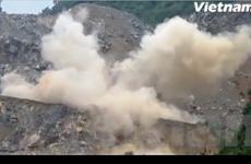 Những mỏm núi tang thương ở Hòa Bình: 'Oan hồn núi đá' vẫn khóc than!