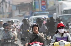 Tổng cục Môi trường nói gì về tình trạng ô nhiễm bụi mịn ở Hà Nội?