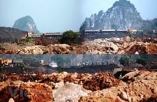 Yêu cầu xử lý hoạt động tuồn bán 'vàng đen' trái phép tại Quảng Ninh