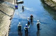 Đến năm 2025, hệ thống thoát nước phải phủ hơn 70% diện tích đô thị
