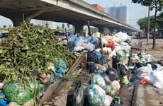 'Ma trận đấu thầu tập trung': Nguy cơ 'thất thủ' vì rác thải ở Hà Nội