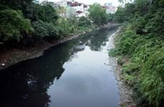 Yêu cầu phối hợp xử lý ô nhiễm môi trường lưu vực sông Nhuệ-Đáy