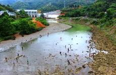 Nhiều hồ thủy điện vẫn dưới mực nước chết sau hoàn lưu bão Wipha