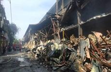 Nguy cơ rò rỉ thủy ngân vụ cháy Rạng Đông: Cần quan trắc liên tục
