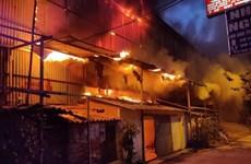 Bộ TN-MT sẽ báo cáo Thủ tướng sự cố cháy tại Công ty Rạng Đông