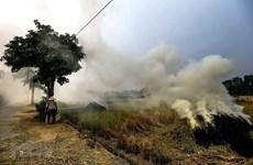 Lãnh đạo Bộ TN-MT: 'Không kiểm soát, ô nhiễm không khí còn tiếp diễn'