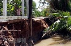 Đề xuất điều tra tổng thể sụt lún nền đất vùng đồng bằng sông Cửu Long