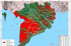 Bộ TN-MT bác tin Đồng bằng sông Cửu Long bị ''xóa sổ'' vào năm 2050