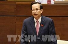 Bộ trưởng Đào Ngọc Dung nói về việc đưa người đi làm việc ở nước ngoài