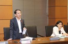 Ông Hoàng Thanh Tùng được bầu làm Chủ nhiệm Uỷ ban Pháp luật Quốc hội