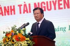 Phó Thủ tướng ''chốt'' 8 nhiệm vụ cho ngành tài nguyên và môi trường