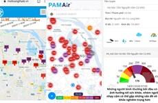 Ô nhiễm không khí: Bắt đầu ảnh hưởng tới sức khỏe người bình thường