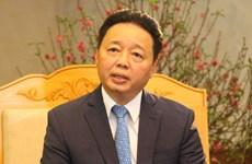 """Bộ trưởng Trần Hồng Hà: """"Đã xác định được hướng đi bảo vệ môi trường"""""""