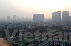 Sau dịp nghỉ Tết ''sạch,'' chất lượng không khí ở Hà Nội lại ''xấu''