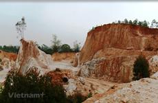 Phú Thọ: Núi đồi ''tan hoang,'' Thanh tra Chính phủ kiến nghị xử lý