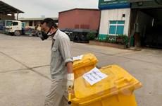 Đề nghị các địa phương quản lý chặt chất thải để phòng chống dịch