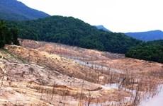Đề nghị thủy điện Đăk Mi báo cáo việc vận hành khiến hạ du thiếu nước