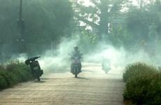 Cảnh báo gia tăng ô nhiễm không khí về đêm tại khu vực miền Bắc