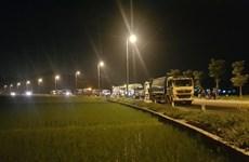 Yêu cầu xử lý tình trạng rò rỉ nước phát tán mùi tại bãi rác Nam Sơn