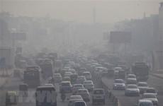 Ô nhiễm không khí có xu hướng gia tăng tại các đô thị lớn phía Nam