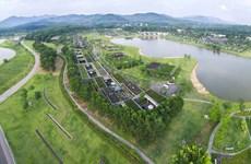 Bộ TN-MT lập đoàn kiểm tra đất đai liên quan 2 sân golf ven hồ Đại Lải