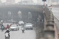 Hà Nội: Nồng độ ô nhiễm gia tăng, người dân cần lưu ý bảo vệ sức khỏe