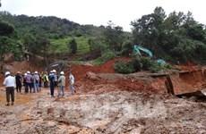 Vì sao các vụ sạt lở đất nghiêm trọng liên tiếp xảy ra ở miền Trung?