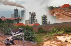Luật Bảo vệ môi trường sửa đổi: Tham vấn cộng đồng cần phải vì dân