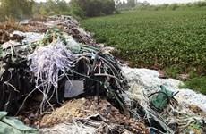 Ô nhiễm môi trường tại các địa phương: Xử nghiêm các hành vi vi phạm