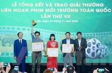 15 phim ngắn giành giải Liên hoan phim môi trường toàn quốc năm 2019
