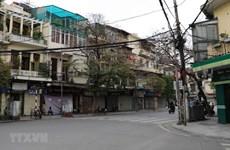 Giá nhà mặt phố trung tâm Hà Nội tăng 33 lần sau gần 2 thập kỷ