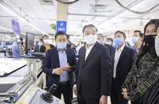 Chủ tịch thành phố Hà Nội ra công điện về phòng chống dịch COVID-19