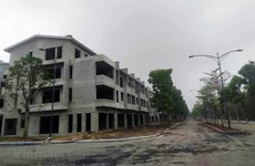 Bộ Xây dựng: Có đủ chế tài xử lý các dự án chưa đủ điều kiện bán nhà ở