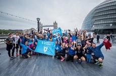 Một tuần 'chạy, đi bộ online' hưởng ứng Ngày Nước thế giới năm 2021