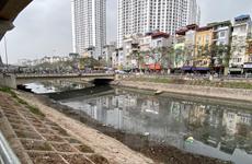[Photo] Bảo vệ các dòng sông ở Hà Nội: Vì tương lai xanh của Thủ đô